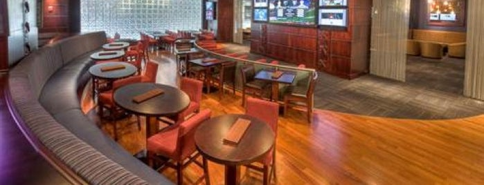 Draft Media Sports Lounge is one of Central Dallas Lunch, Dinner & Libations.