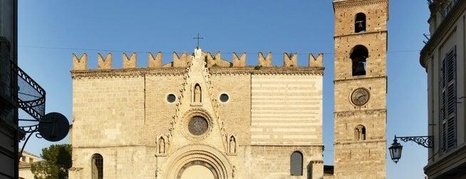 Teramo is one of Italian Cities.