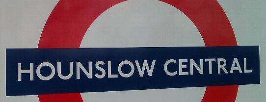 Hounslow Central London Underground Station is one of Underground Stations in London.