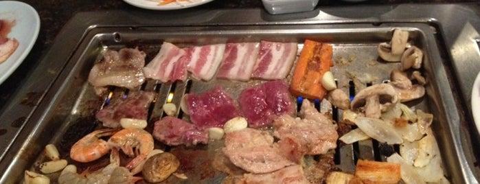 Jeong Won Korean BBQ is one of sandeezybeezy.