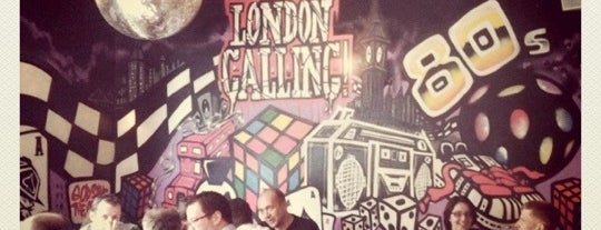 London Calling is one of  Eat & Drink.