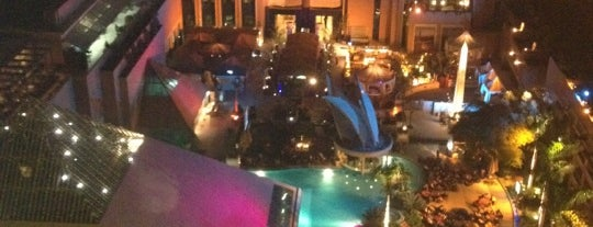 InterContinental Cairo Citystars Pool Bar is one of Cairo B4.