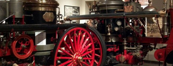 New York City Fire Museum is one of Museum Nerds Museum Picks.