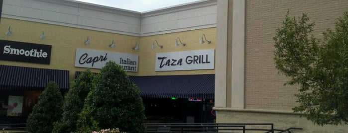 Taza Grill is one of Restaurants.