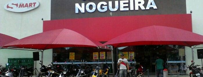 Supermercado Nogueira is one of prefeitura.