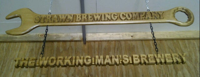 Strawn Brewing Company is one of to do.