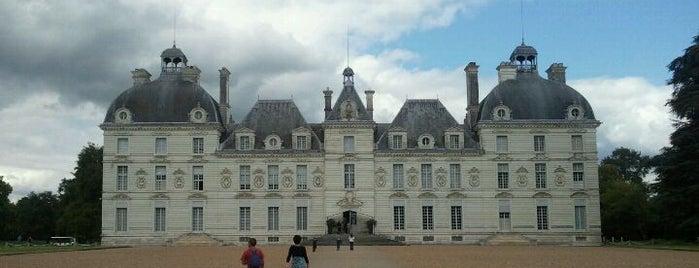 Château de Cheverny is one of Châteaux de France.