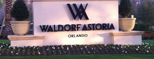 Waldorf Astoria Orlando is one of Best Places to Check out in United States Pt 7.