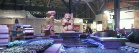 Vancouver International Airport (YVR) is one of Airports - worldwide.