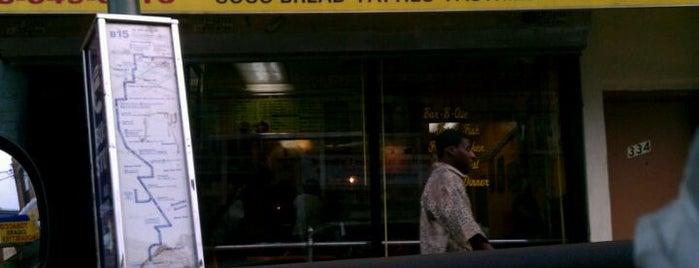 Flava II Restaurant & Bakery is one of Locais curtidos por Devon.