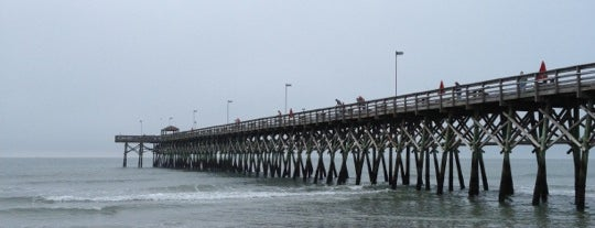 2nd Ave Pier is one of Orte, die Michael gefallen.