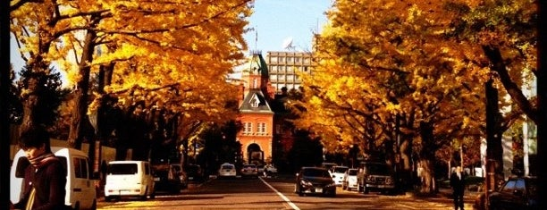 北海道庁 本庁舎 is one of Hokkaido.