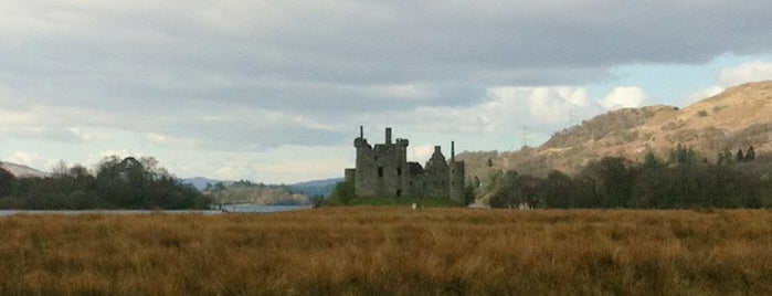 Kilchurn Castle is one of Posti salvati di Sevgi.