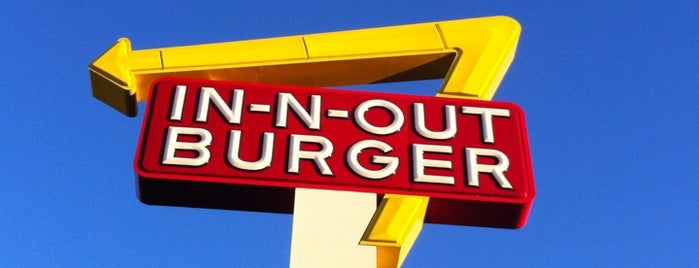 In-N-Out Burger is one of Redondo Beach.