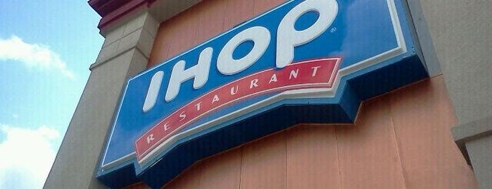 IHOP is one of Tempat yang Disukai Matt.