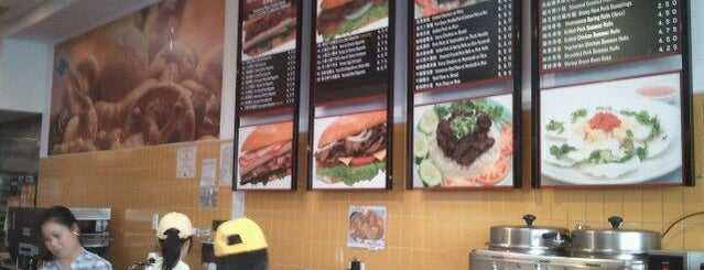 Paris Sandwich is one of Earl of Sandwich 10X (NY).