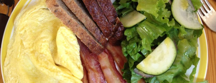Morning Glory Cafe is one of Certified Brunch Venues.