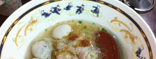 ก๋วยเตี๋ยวใสสะอาด is one of Beef Noodle in Bangkok.