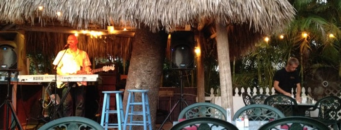 Keylime Bistro is one of Lugares favoritos de Andrew.