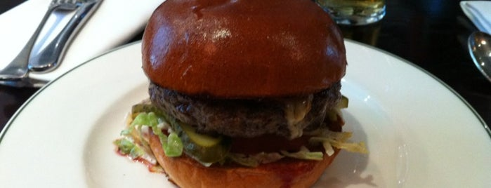The Admiral Codrington is one of Best burgers in London.
