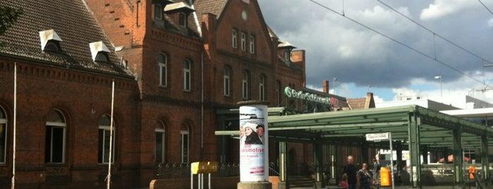 Bahnhof Berlin Schöneweide is one of U & S Bahnen Berlin by. RayJay.