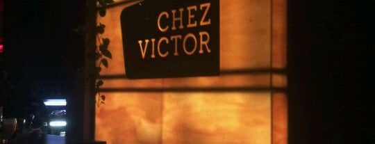 Chez Victor is one of Favorite Food.