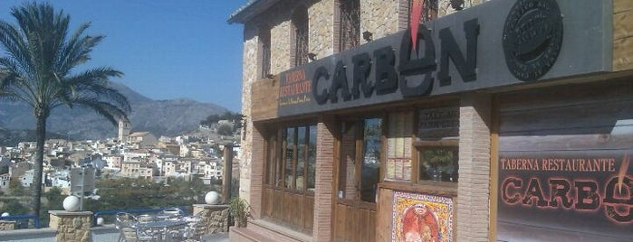 Restaurante Carbón is one of Adriaさんのお気に入りスポット.