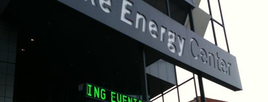 Duke Energy Center is one of USA Cincinnati.