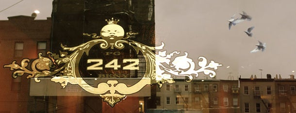 Front 242 is one of Lucky's Top Stores in Brooklyn.