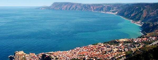 Bagnara Calabra is one of Calabria: la costa tirrenica.
