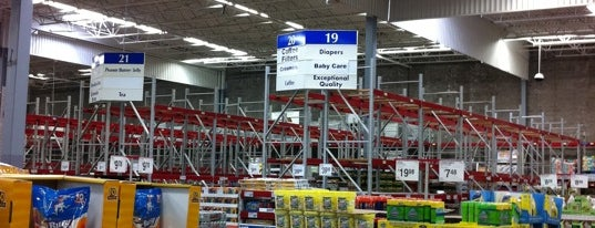 Sam's Club is one of * Gr8 Dallas Shopping (non-grocery).