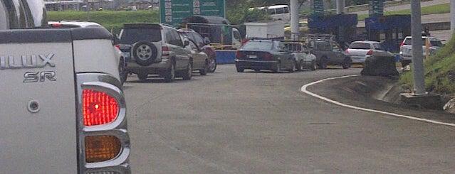 Pycsa entrance highway Panama - Colon is one of Panama.