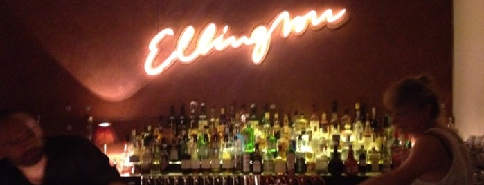 Bar Ellington is one of I want in hole world:).