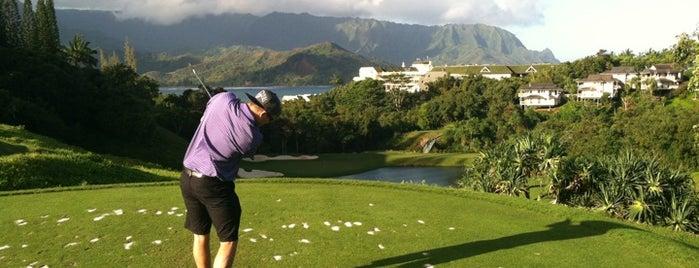 Princeville Makai Golf Club is one of Kauai.