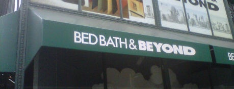 Bed Bath & Beyond is one of NYC's Chic & Cheap Home Decor Stores.