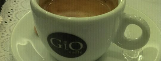 Gio Café by Suplicy is one of Cafeteria.