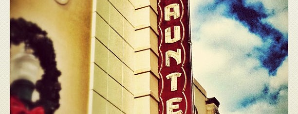Brauntex Performing Arts Theatre is one of New Braunfels.