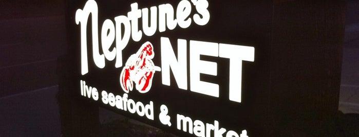 Neptune's Net is one of Must try.