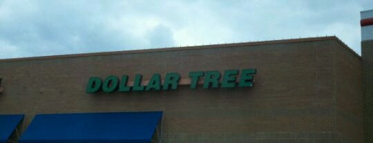 Dollar Tree is one of Albert's Liked Places.