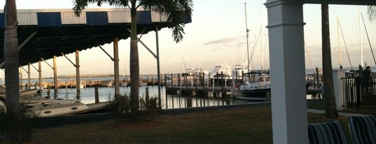 Tampa Yacht & Country Club is one of Best of South Tampa Outdoors.