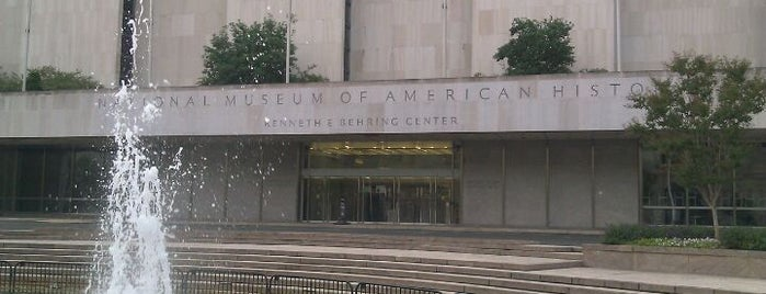 National Museum of American History is one of Guide to Washington's best spots.