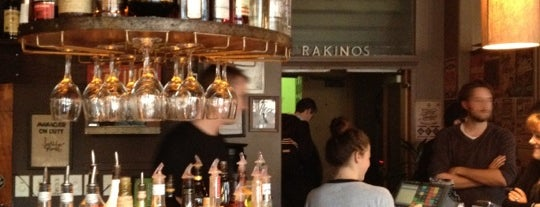 Rakinos Bar is one of Auckland.
