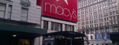 Macy's is one of Visit to NY.
