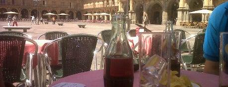 Café Real is one of Terrazas Salamanca.
