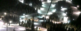 Grouse Mountain is one of BC Ski Resorts.