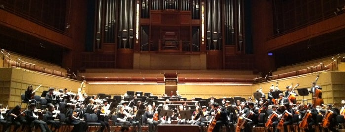 Morton H. Meyerson Symphony Center is one of Dallas-Fort Worth.