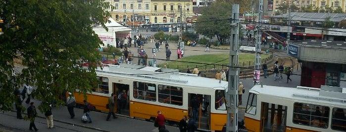 Széll Kálmán tér is one of Must Do's in Budapest.