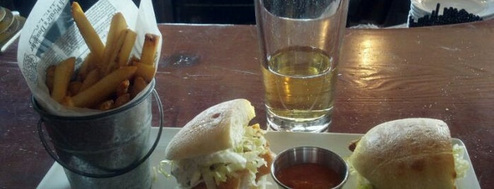 Sliders Bar & Grill is one of Thousand Oaks/Moorpark/Simi Valley dinner & drinks.