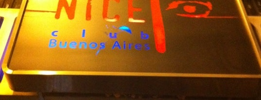 Niceto Club is one of Buenos aires.