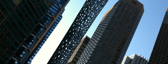 Harold Washington Social Security Center is one of Jorgeさんのお気に入りスポット.